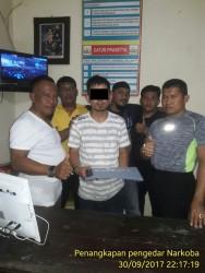 Polisi Ciduk 2 Pengedar Narkoba, Sita 7 Sachet Berisi Sabu