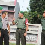 Amankan Kunker Wapres, Danrem 142/Tatag Pimpin Ribuan Personel TNI dan Polri