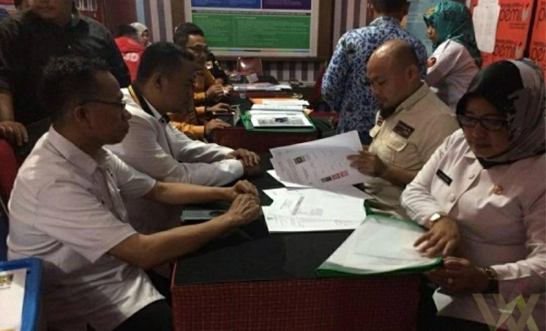PKS Sulbar Serahkan Berkas 39 Bacaleg ke KPU