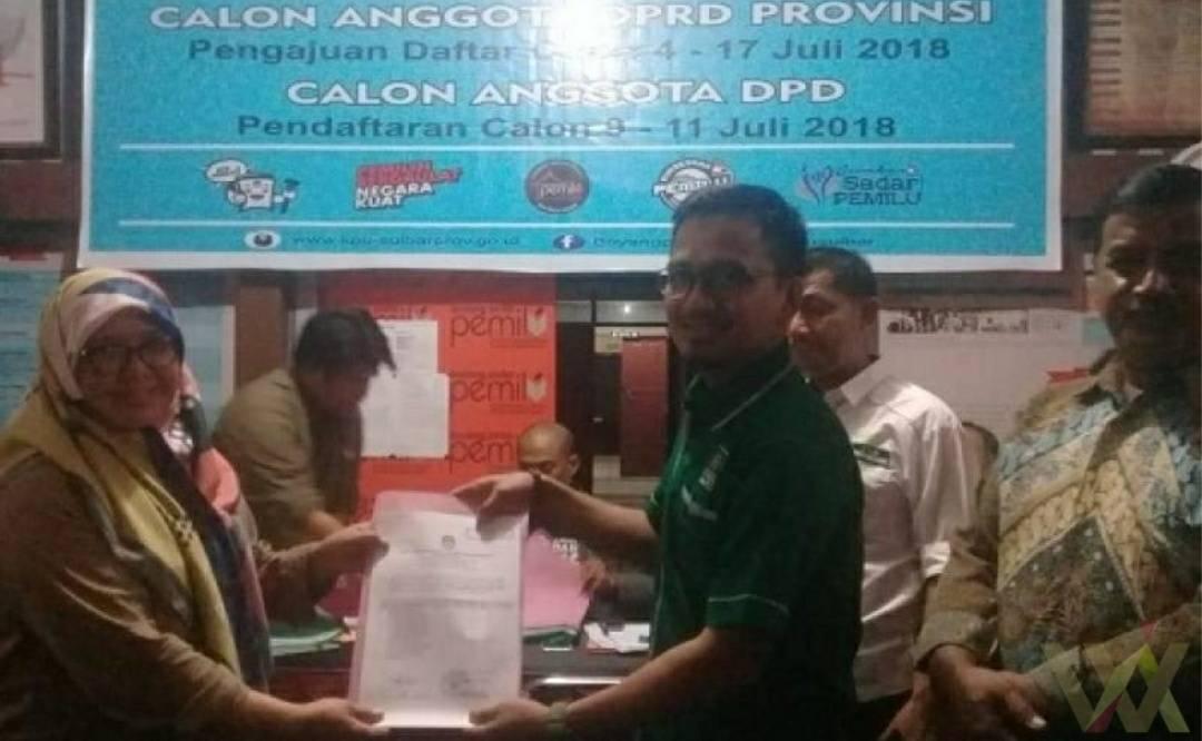 Gambar PKB Sulbar Dorong 42 Bacaleg ke KPU
