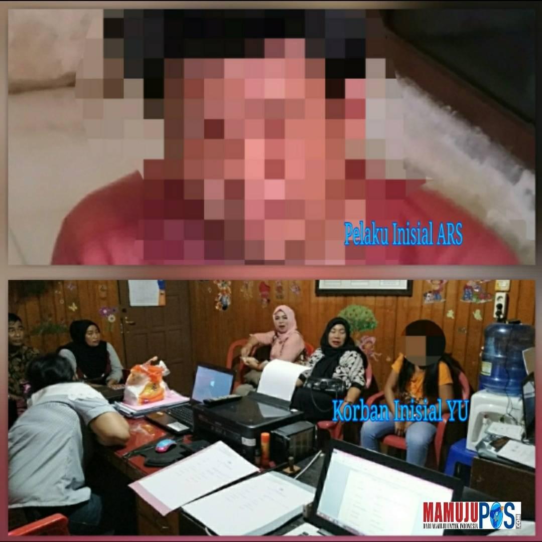 Gambar Cabuli Anak Dibawah Umur, Oknum PNS di Mamuju Diancam Hukuman 13 Tahun