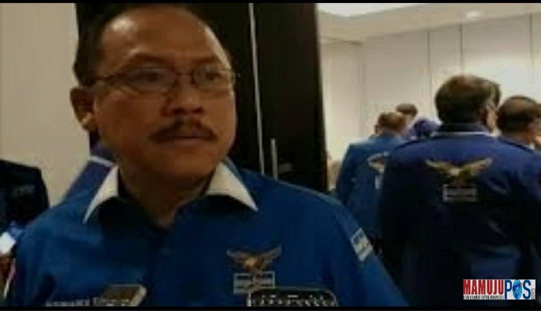 Ketua DPD Demokrat Sulawesi Barat, Suhardi Duka.