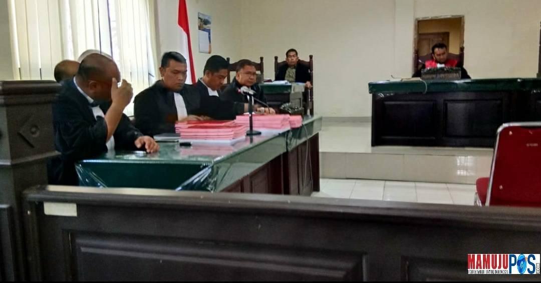 Gambar JPU Tuntut Terdakwa Hamzah Hapati Hasan 7 Tahun Penjara