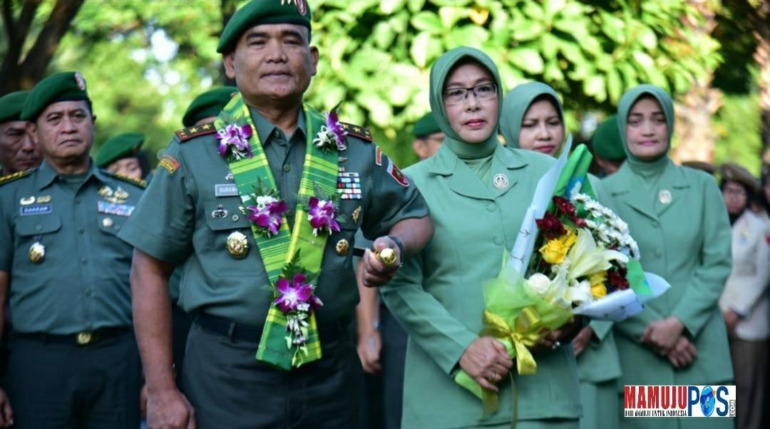 Gambar Berikut Rangkaian Kunker Pangdam XIV Hasanuddin ke Mamuju
