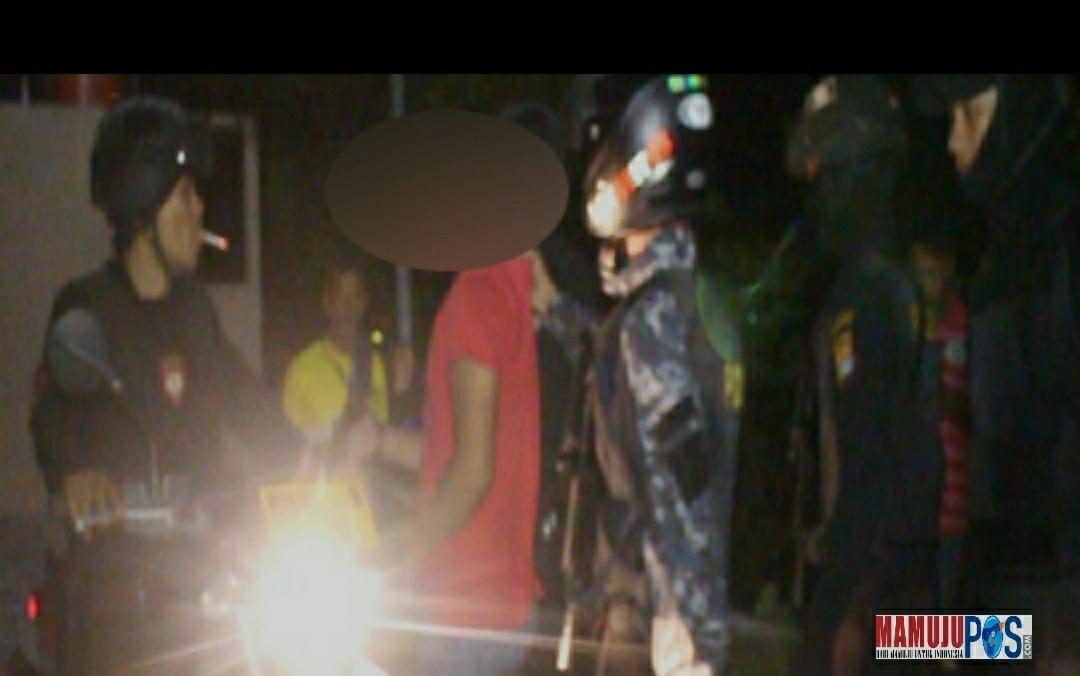 Gambar Pesta Miras, Sekelompok Pemuda di Pasangkayu Diamankan