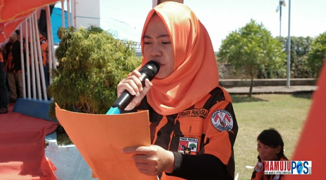Gambar Siti Sutinah Suhardi Nahkodai Pemuda Pancasila