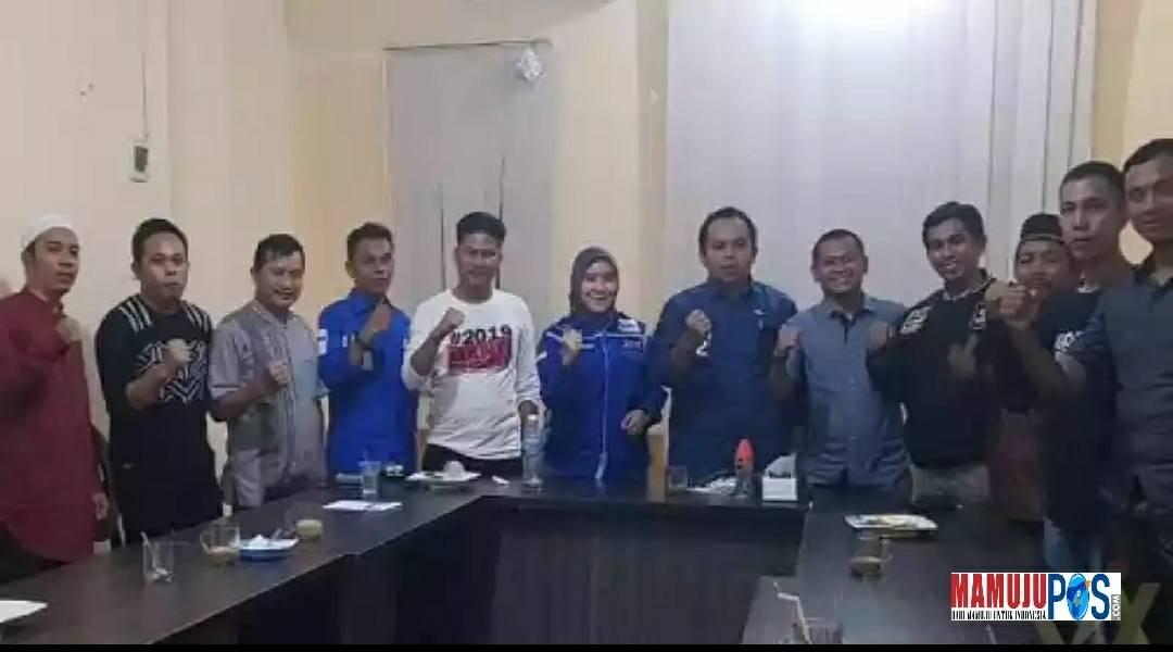 Gambar Di Mamuju, Demokrat Pimpin Koalisi Pengusung Prabowo-Sandi