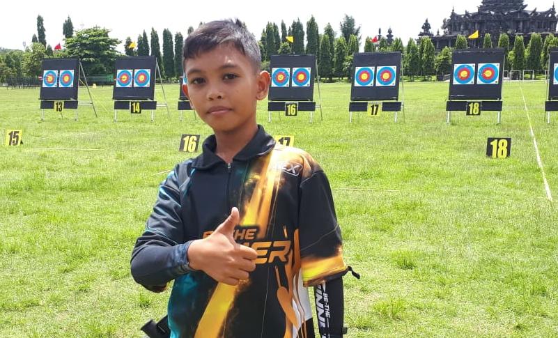 Gambar Simak Video Bocah 11 Tahun Asal Sulbar Torehkan Prestasi Gemilang di Even Nasional