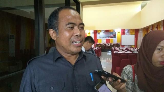Ketua Bawaslu Sulbar, Sulfan Sulo