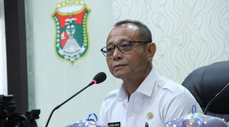 Ketua DPW Partai Nasdem Sulbar, Habsi Wahid
