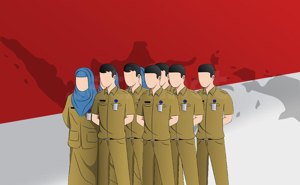 Gambar Pemerintah Rekrut PPPK. Nasib Honorer?