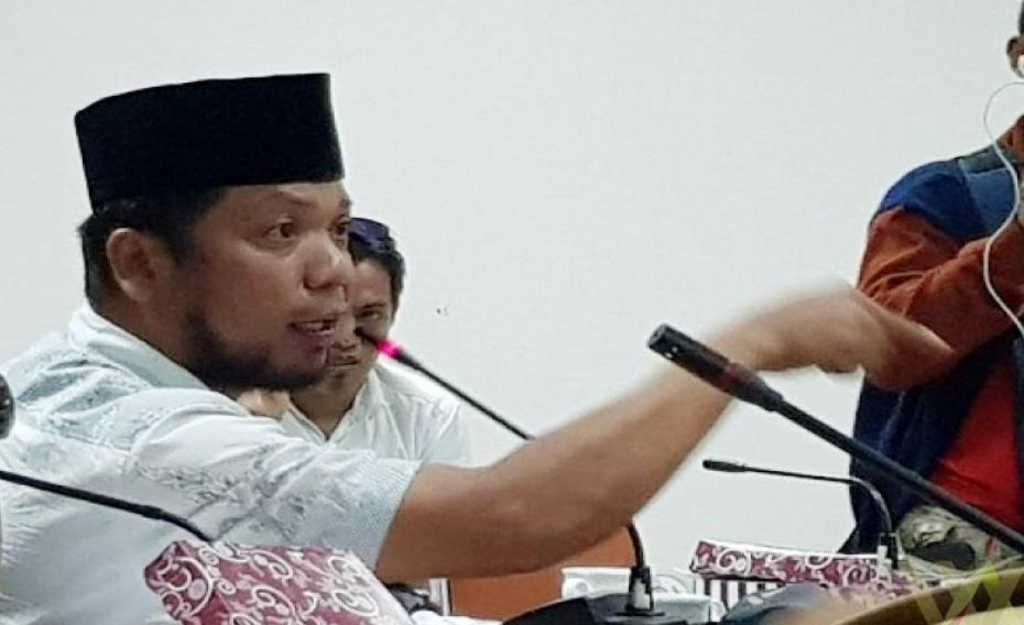 Koordinator PTT/GTT Sulbar, Asraruddin