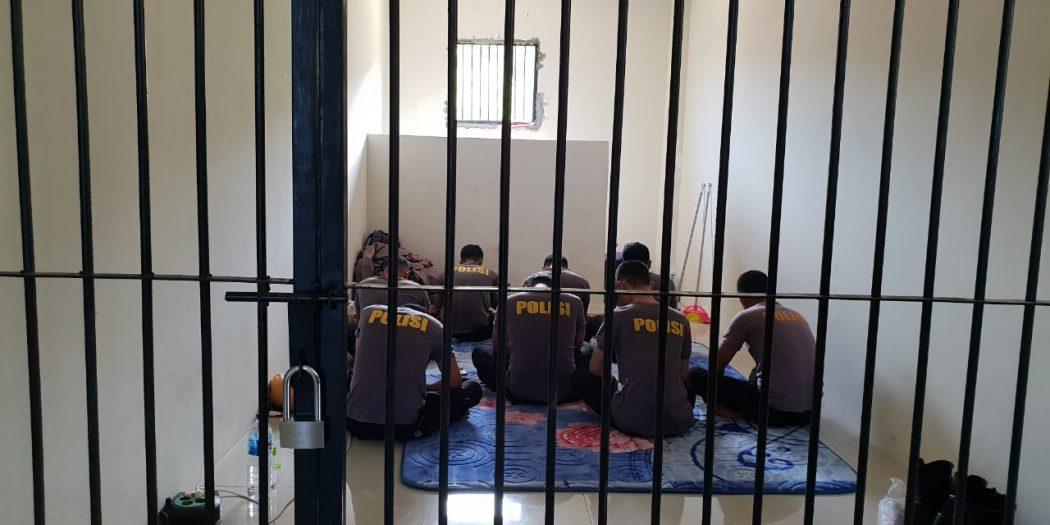 img Polda Sulbar Tindak Tegas Oknum Polisi Terlibat Penganiayaan
