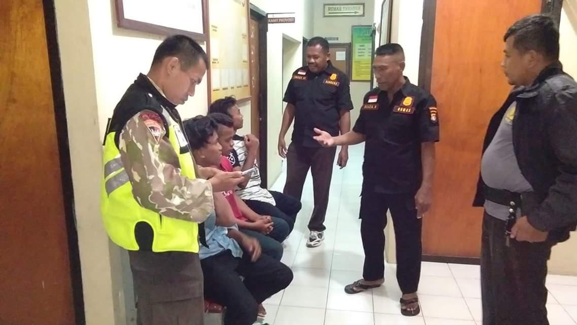 Gerak Cepat, Polisi Amankan 9 Pemuda Terlibat Perkelahian di Karossa