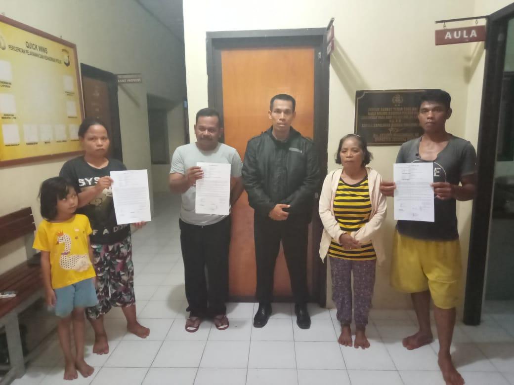 Polsek Karossa Damaikan Dua Warga Terkait Penganiayaan