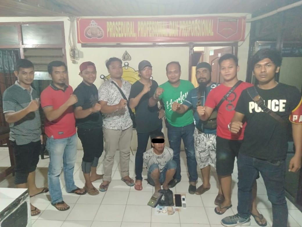 img Polisi Tangkap Pencuri Emas di Mamuju