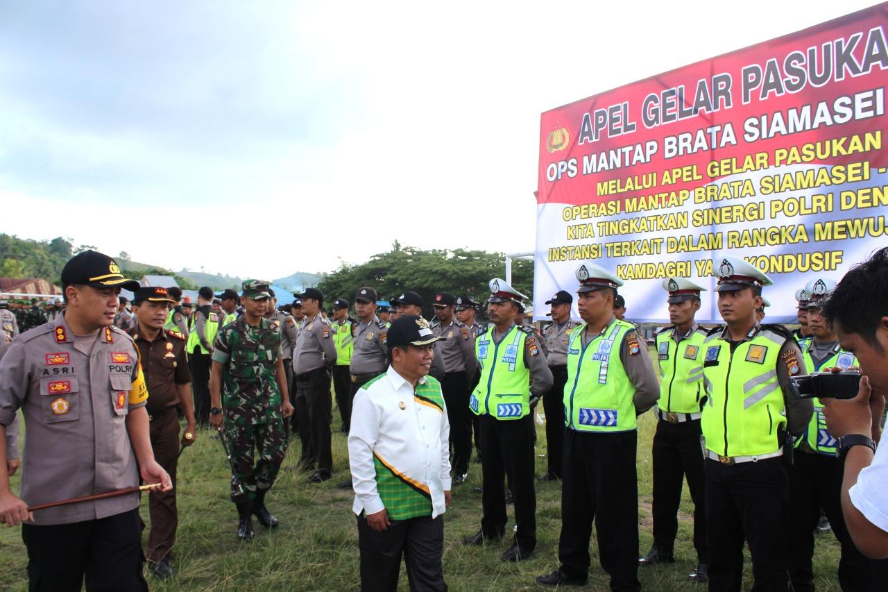 Gambar Wiranto : Sukses Tidaknya Perhelatan Demokrasi Tergantung Semua Pihak