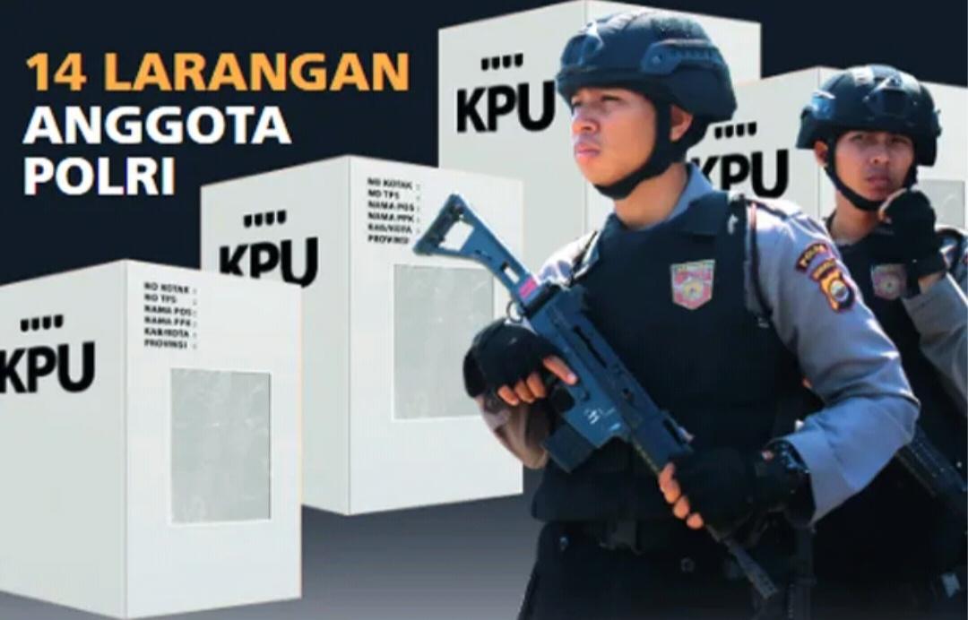 img Surat Telegram Kapolri: Anggota Polri Diminta Jaga Netralitas Selama Pemilu