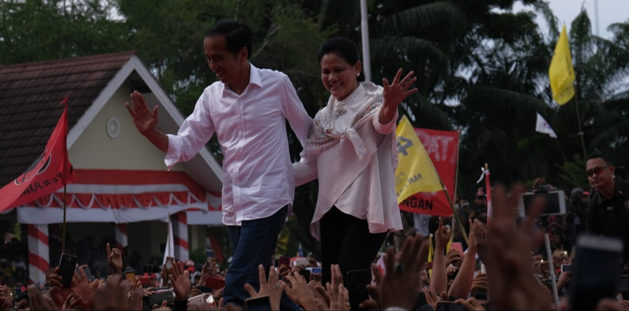 Jokowi: 2020, Jalan Mamuju-Toraja dan Polewali-Mamasa Rampung