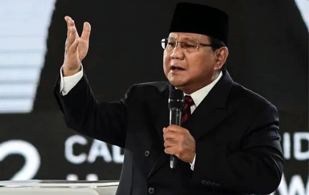 Prabowo: Indonesia Negara yang Tak Dihormati karena Banyak Utang