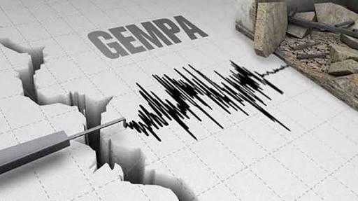 Gambar Gempa 5,1 M Guncang Sigi, Sulteng