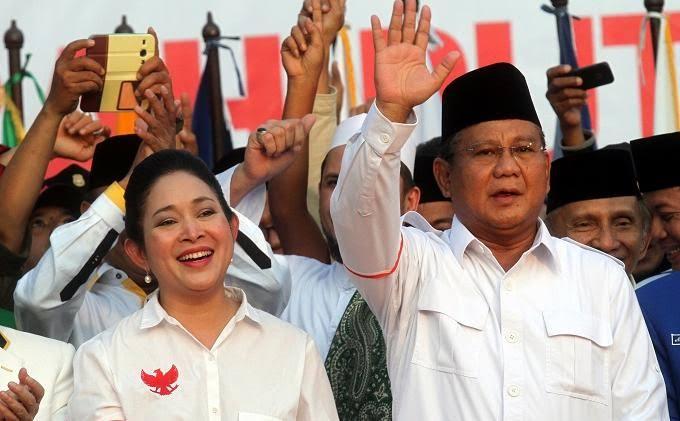 Kampanye Akbar Prabowo Hari Ini di Makassar