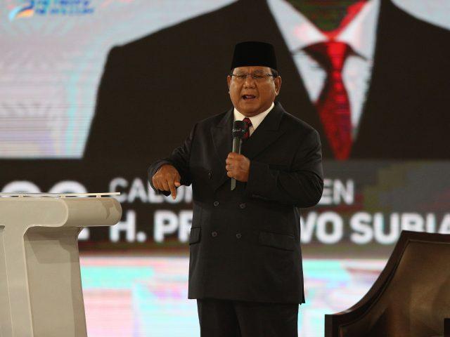 Singgung Kasus Jual Beli Jabatan, Prabowo Janji 'Bersih-bersih'