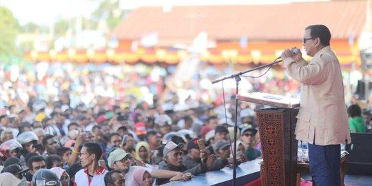 img Sering Difitnah, Diejek, Prabowo Tetap Sabar dan Ajak Pendukung Jaga Toleransi