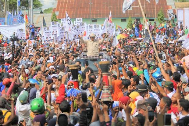 img Prabowo Disambut Ribuan Warga Merauke