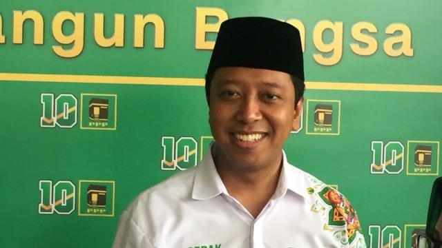 Ketua Umun PPP, Romahurmuziy Ditangkap KPK