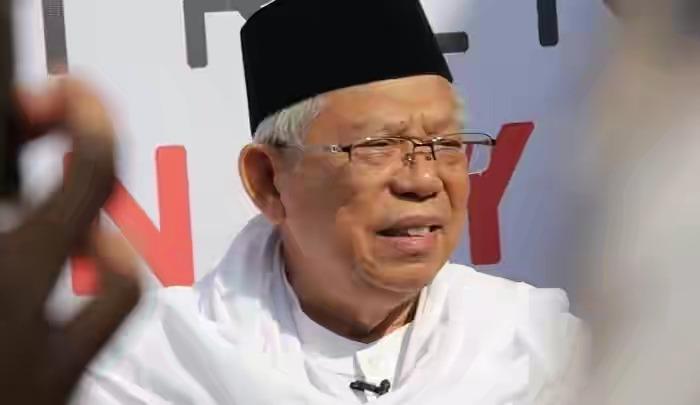 Gambar Ma'ruf Amin Dihadang Usai Kampanye, TKN: Ini Tidak Bisa Ditolerir!
