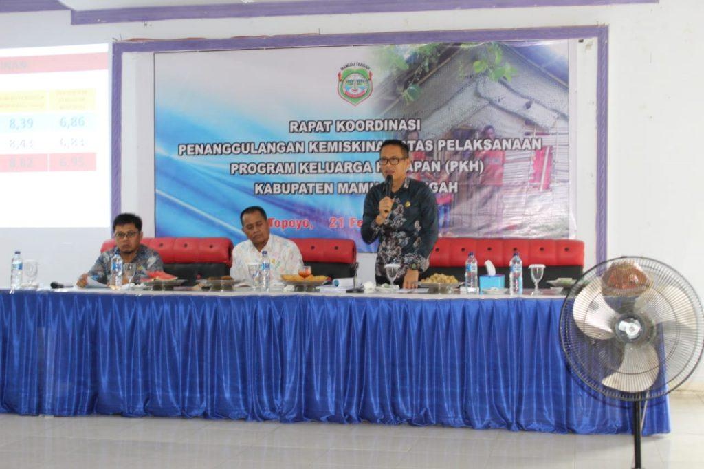 Gambar Pendamping PKH Wajib Hukumnya Berkoordinasi Dengan Kades, Dusun dan RT