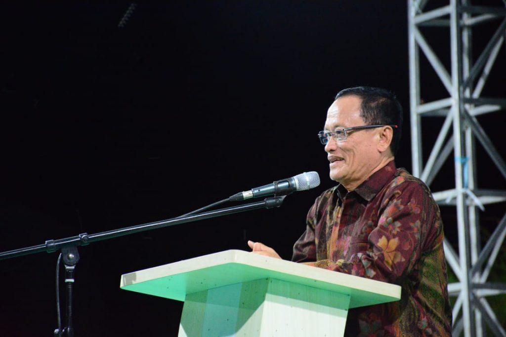 Gambar Bupati H. Aras Paparkan Kondisi Wilayah Kabupaten Mateng