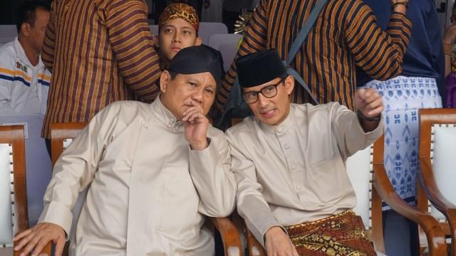 Gambar Quick Count 2 Lembaga Survei Meleset, Prabowo Unggul