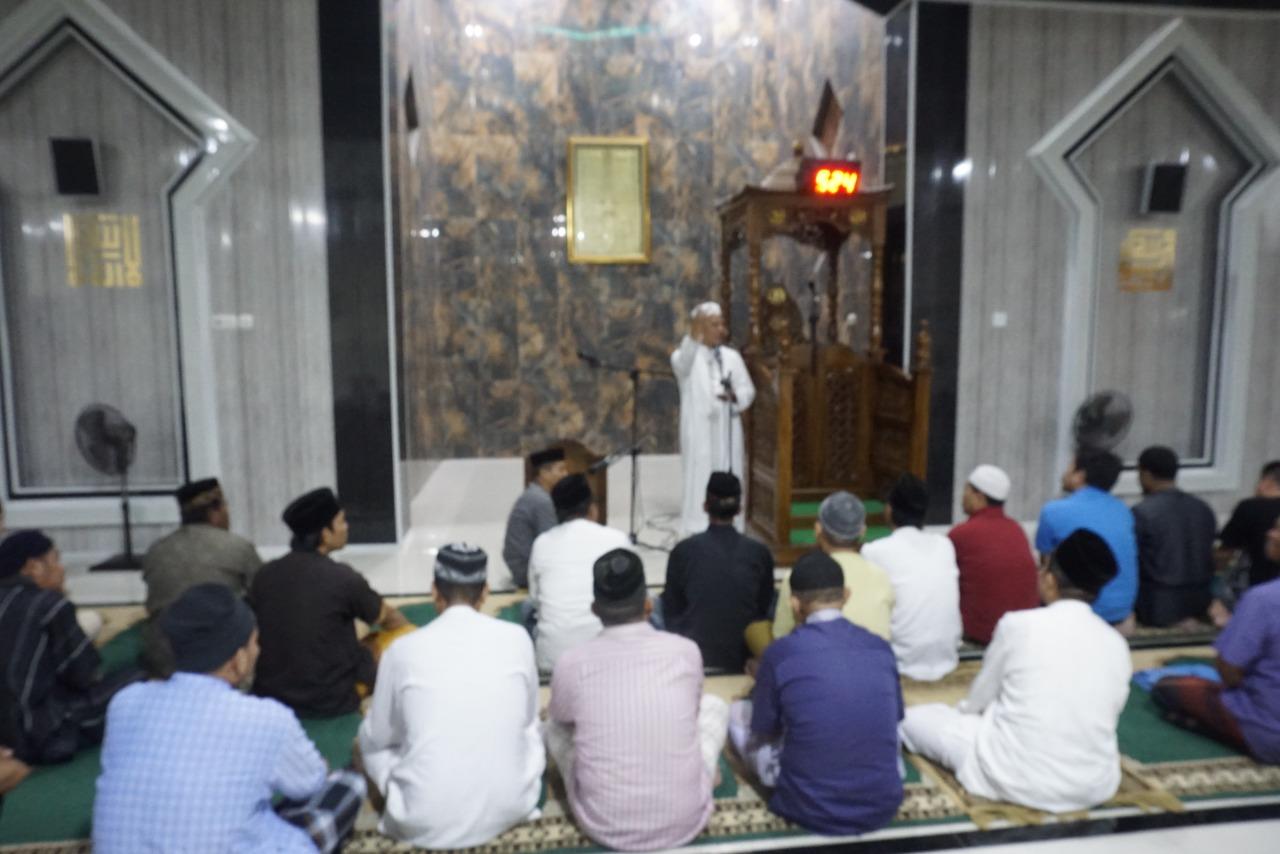 Kapolda Sulbar: Shalat Berjamaah Menuju Kemuliaan Allah