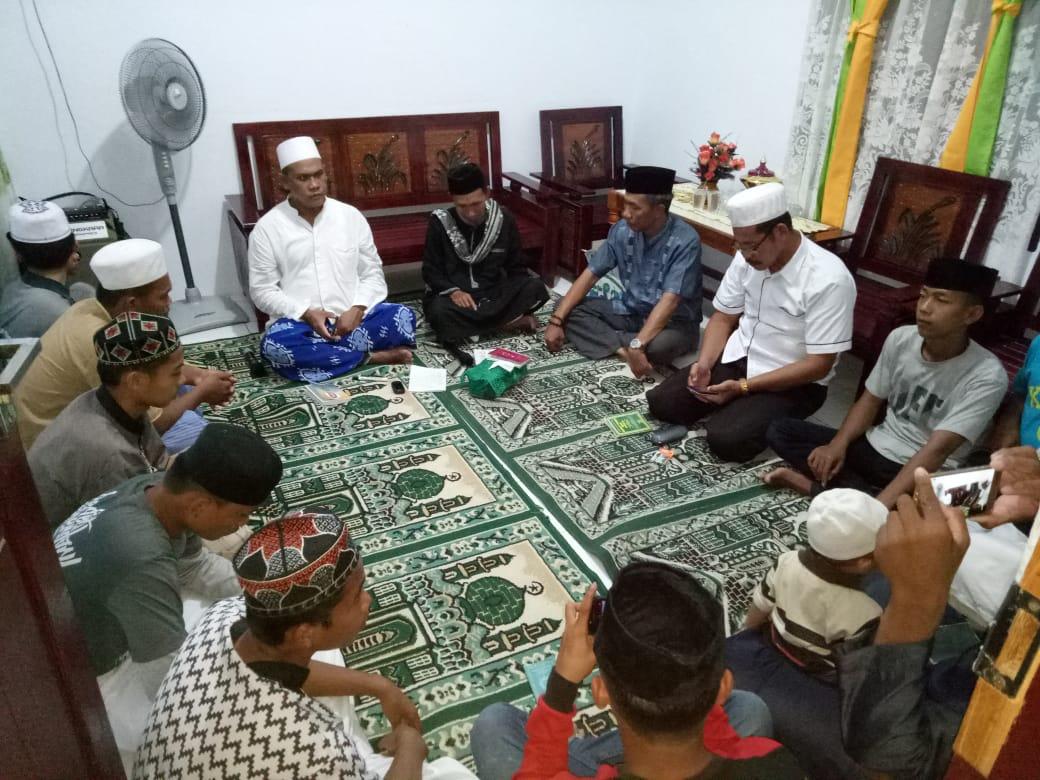 Gambar Sambut Ramadan dan Jelang Pemilu, Polsek Sendana Gelar Yasinan