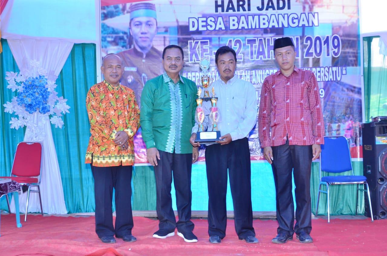 Gambar Fahmi Ajak Kepala Desa Dahulukan Infrastruktur