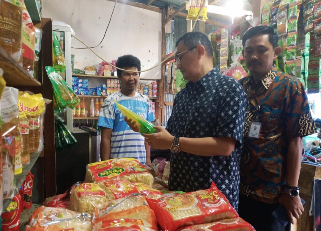 Gambar Kemendag Pantau Harga Bahan Pokok Jelang Ramadan di Mamuju