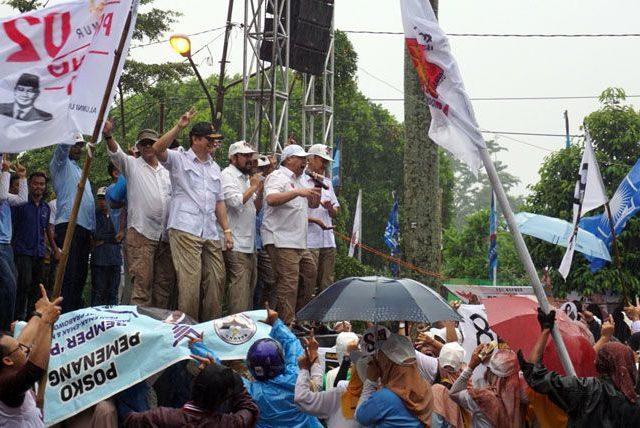 Gambar Hashim: Prabowo Tidak Pernah Ingkar Janji