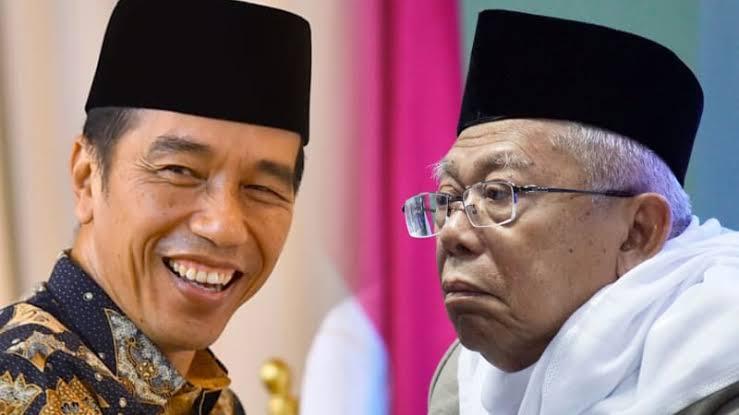 Ma'ruf Amin Ditolak di Pamekasan, Ini Kata Jokowi