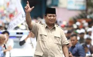 img Berdasarkan Real Count 'AyoJagaTPS': Prabowo Menang 62 Persen