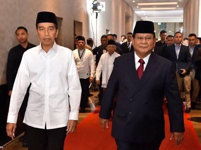 Survei Puskaptis: Prabowo Unggul dari Jokowi