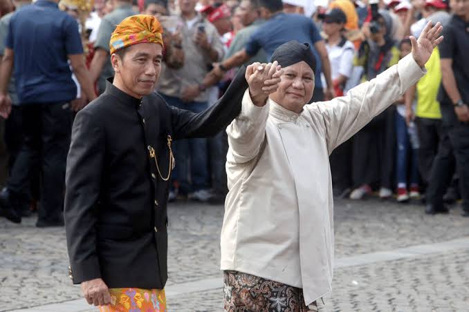 Hasil Survei, Indomatrik: Prabowo-Sandi 51,07%, Jokowi-Ma'ruf 43,9%