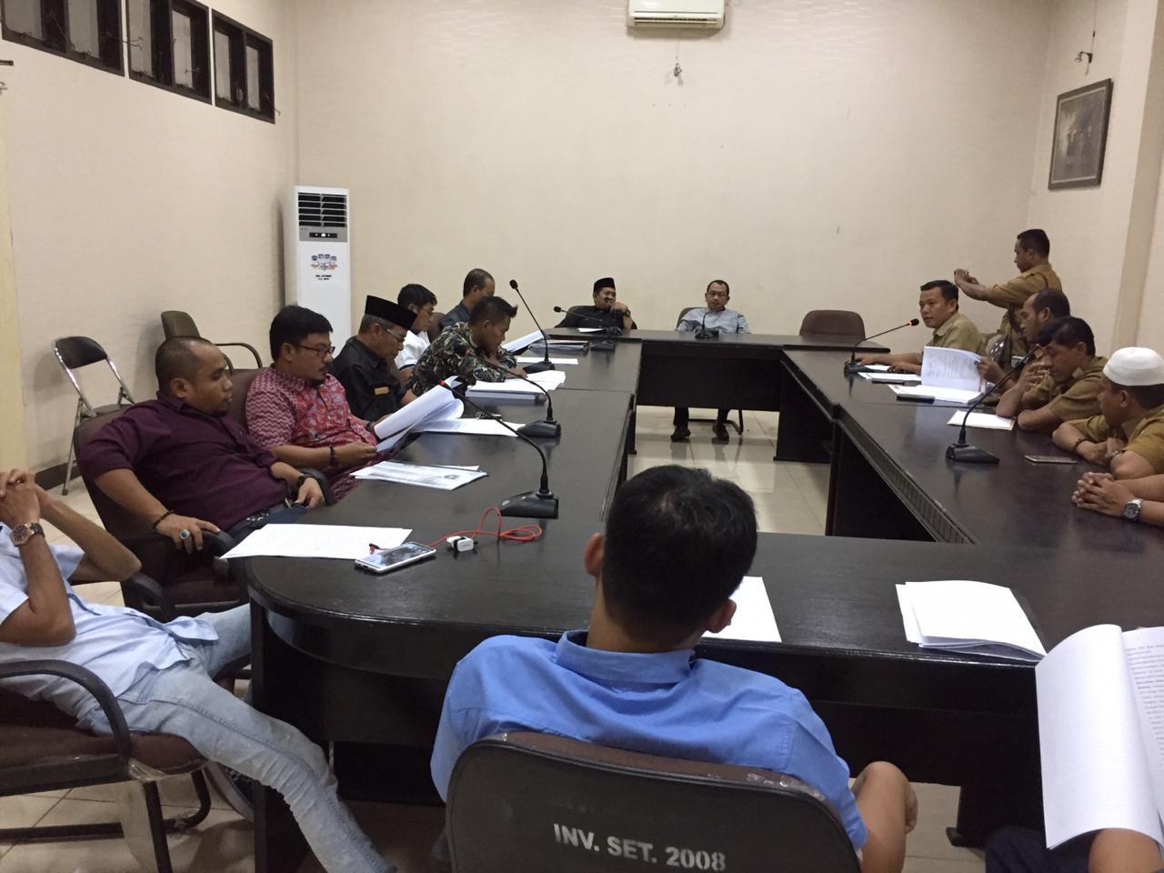 img Banggar DPRD Gelar Pembahasan Lanjutan LKPJ Pemkab Pasangkayu