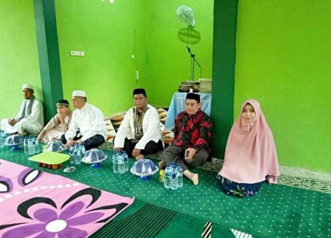 img Kapolda Sulbar Bukber di Panti Asuhan Syahid Al Hidayah