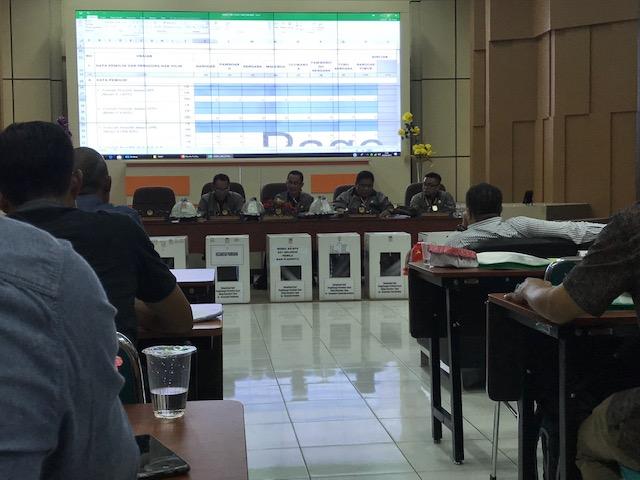 Gambar Ketua KPU Majene Pastikan Seluruh Tahapan Pemilu Berlangsung Aman dan Damai