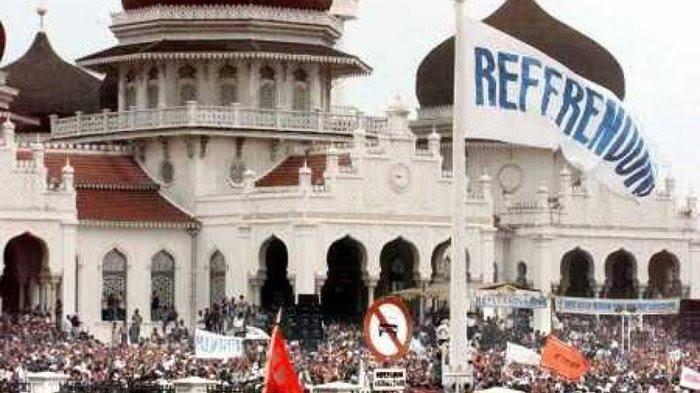 Mahasiswa Desak Legislator RI Asal Aceh Daftar Referendum ke Mendagri