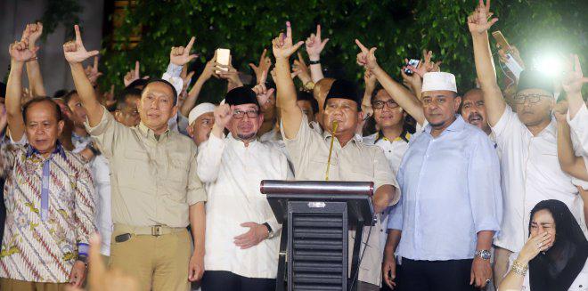 img Prabowo Jadi Tersangka?, BPN : Akan Kaji dan Konsultasi ke Kepolisian