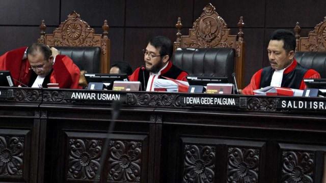 Gambar Mungkinkah MK Diskualifikasi Jokowi-Ma'ruf?