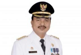 Bupati Majene, DR. H. Fahmi Massiara MH